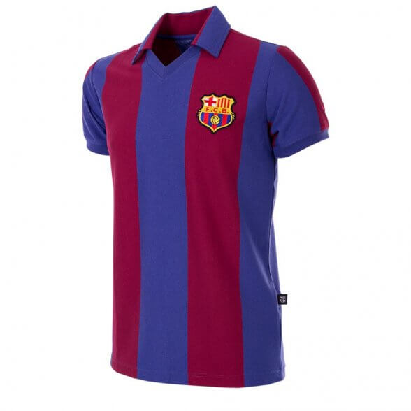 Maillot vintage FC Barcelone 1980-81