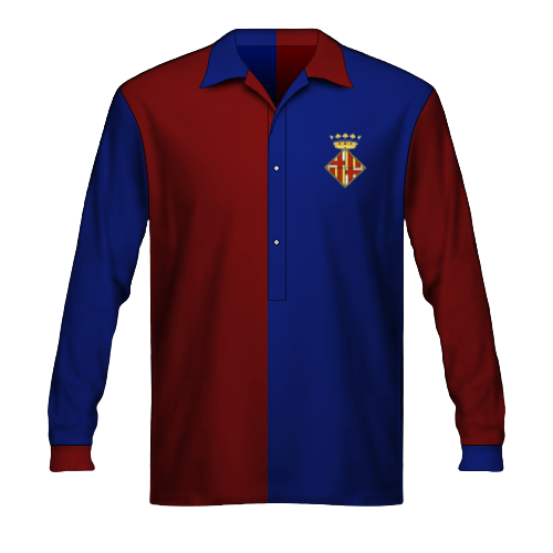 Maillot FC Barcelone 1899