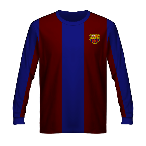 Maillot FC Barcelone 1925