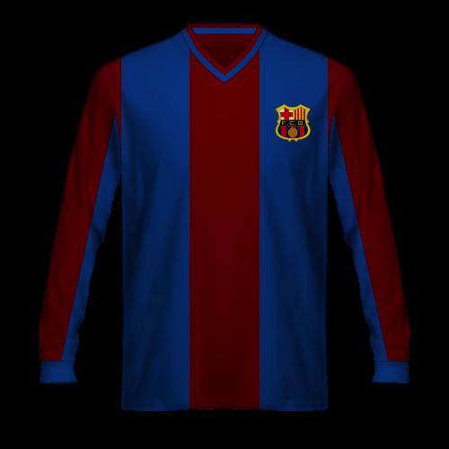 Maillot FC Barcelona 1928