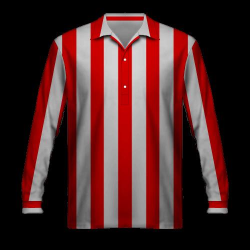 Camiseta Atlético de Madrid 1949-50