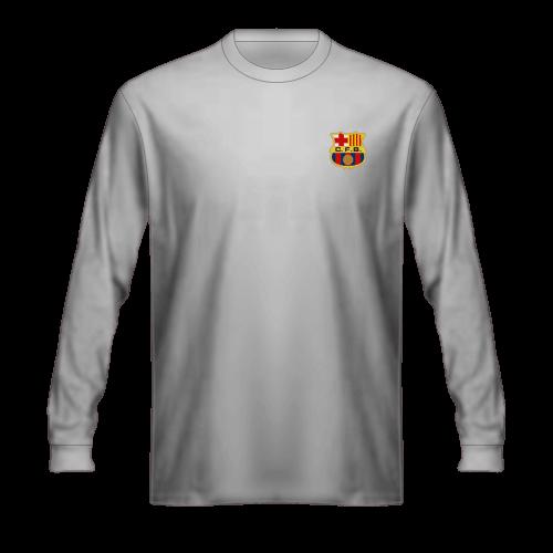 Maillot FC Barcelona 1966 blanc, extérieur