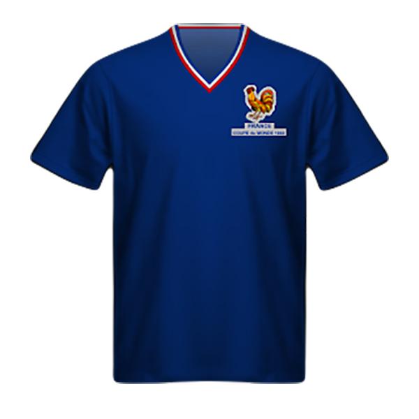 Camiseta Francia 1966
