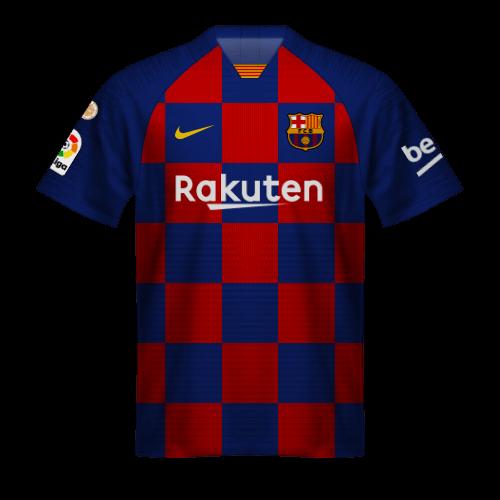 Maillot FC Barcelona 2019/20