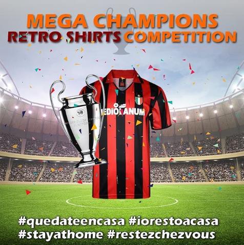 Mega Champions League 2020: le meilleur maillot de football vintage de l'histoire de la Ligue des Champions