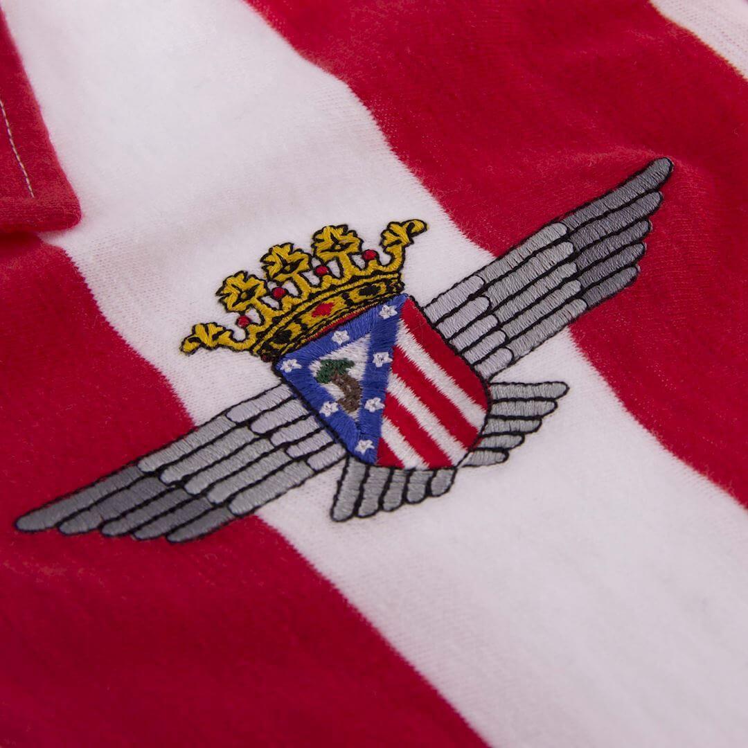 Détail du blason Maillot Atlético Aviación