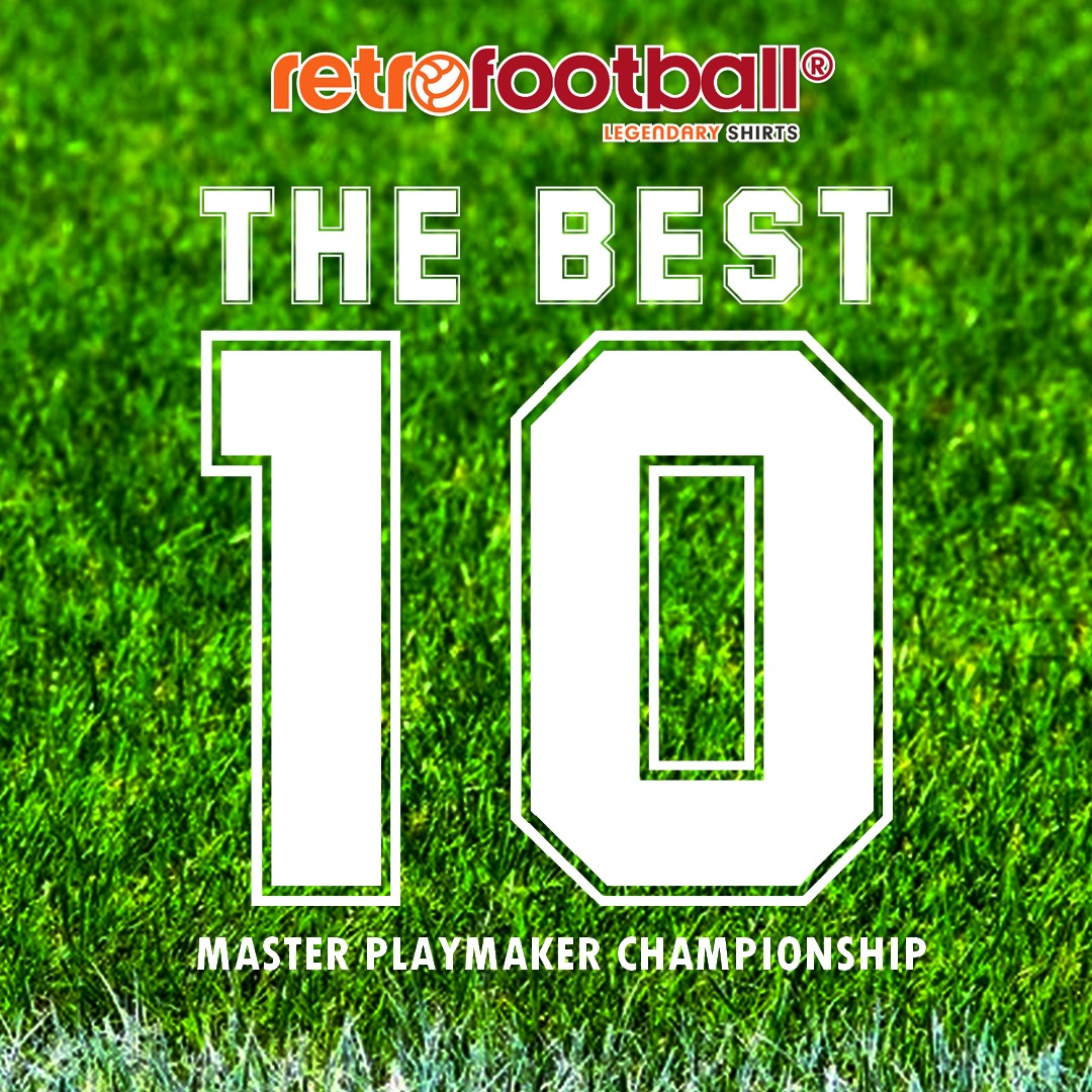 Le Meilleur 10 - The Best 10 - Master Playmaker Championship Retrofootball