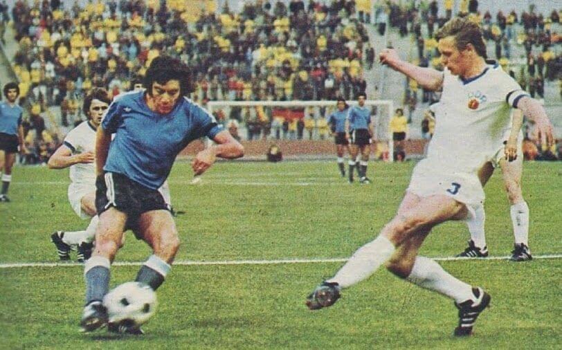 Allemagne de l'Est contre l'Argentine 1974