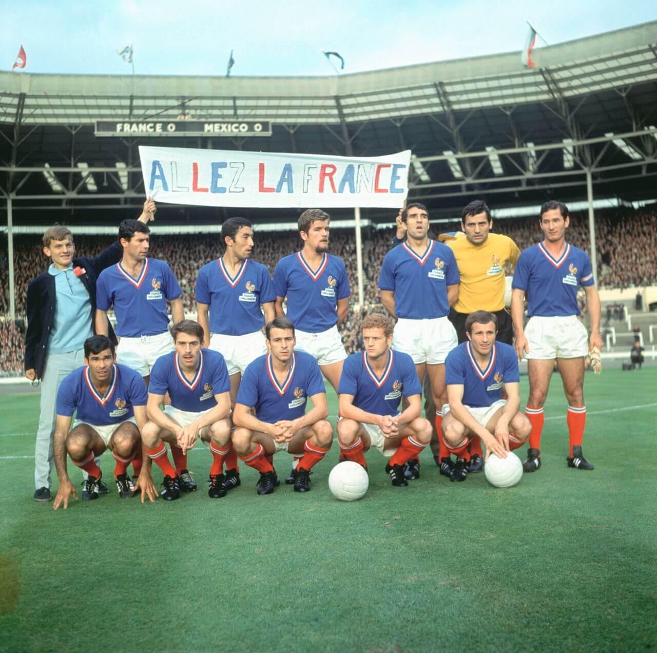 Équipe de France 1966
