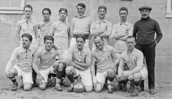 Équipe de France 1920