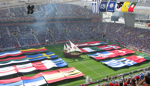 Anecdotes du Championnat d'Europe de foot