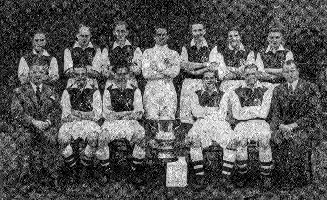 Équipe Arsenal 1935/36 FA Cup