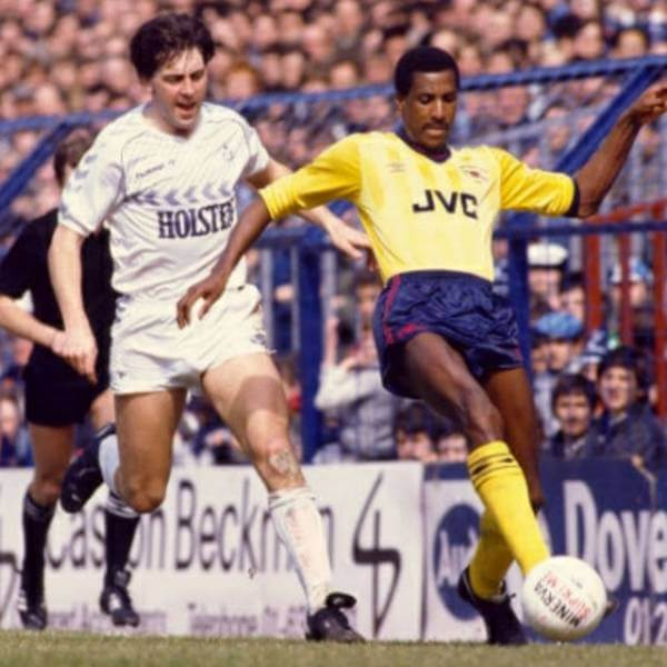 Arsenal 1985-1986 extérieur