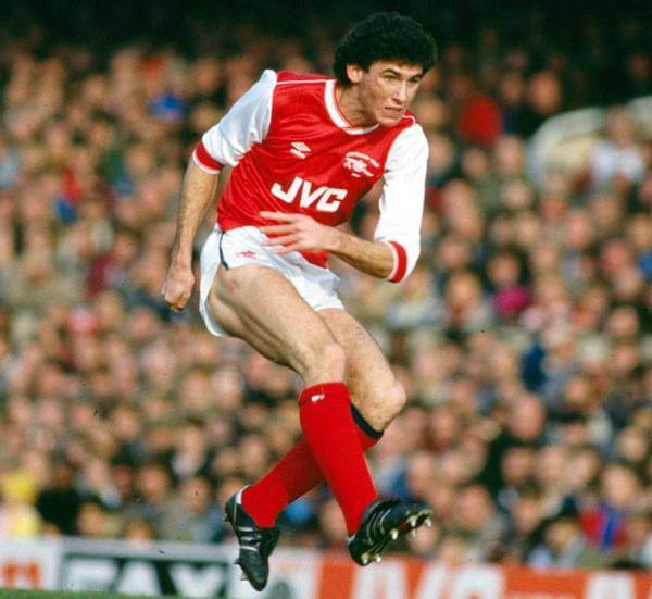 Arsenal FC Martin Keown 1985