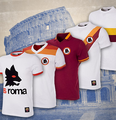 Maillots AS Roma