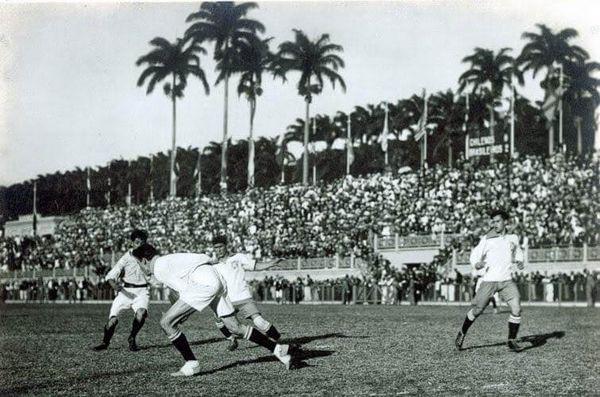 Brésil Chile 1919 Copa America
