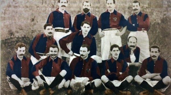 Les origines du Club FC Barcelone