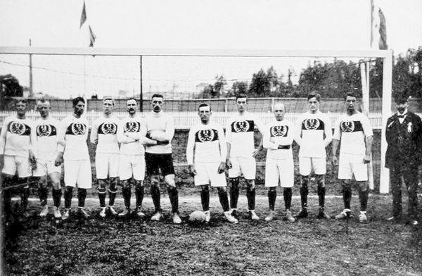 Équipe nationale de football d'Allemagne aux Jeux olympiques de 1912