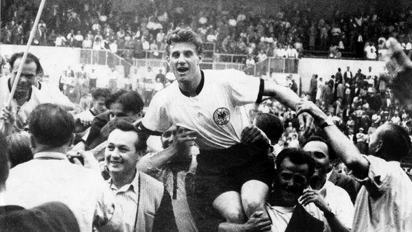 Équipe de football d'Allemagne en 1954