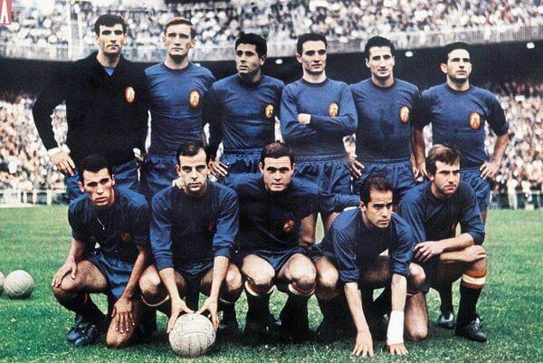 Équipe Espagne 19164