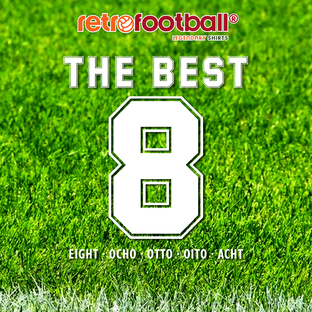 Le meilleur 8 de l'histoire du football