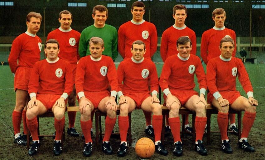 Équipe du Liverpool FC en 1965