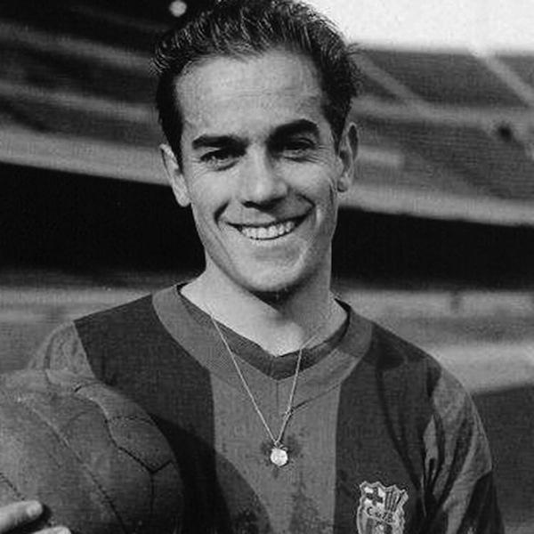 Luis Suarez Barcelone FC années 50