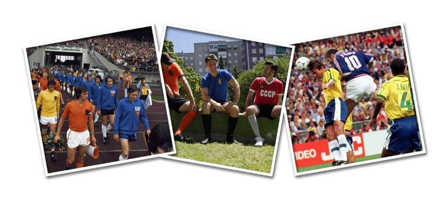 L'équipe Retrofootball